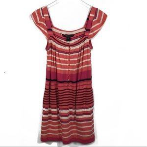 Marc by Marc Jacobs Striped Dress #870